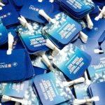 Kipas Plastik Promosi BNI Syariah Pusat