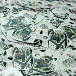 Kipas Plastik Promosi Manulife