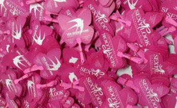 Kipas Plastik Promosi Yen Sheng Fang