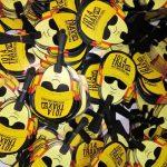 Repeat Order : Kipas Plastik Promosi Trax FM