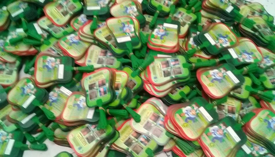Kipas Plastik Dinkes Jawa Timur