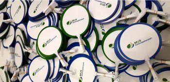 Kipas Plastik Promosi BPJS Ketenagakerjaan