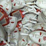 Kipas Plastik Promosi Kit Kat